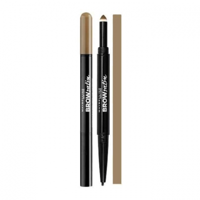 Maybelline Brow Satin Duo Kredka Do Brwi Brunette - 1