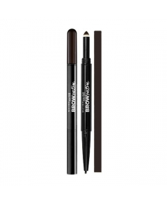 Maybelline Brow Satin Duo Kredka Do Brwi Black Brown