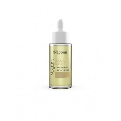 Nacomi Beauty Serum – odżywczo-nawilżające 40 ml - 1