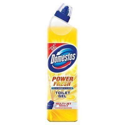 Domestos Total Hygiene Żel WC Citrus Fresh 700ml - 1