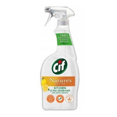 Cif Nature's Recipe Spray do kuchni 750 ml Lemon - 1
