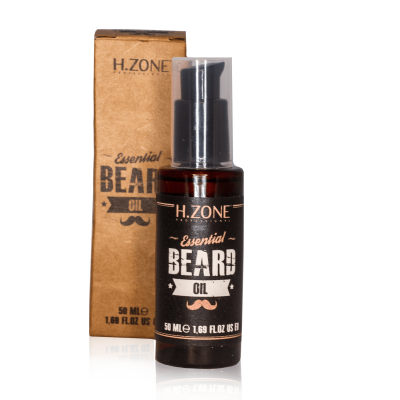RENEE BLANCHE H-Zone Beard Oil - Olejek do brody 50ml - 1