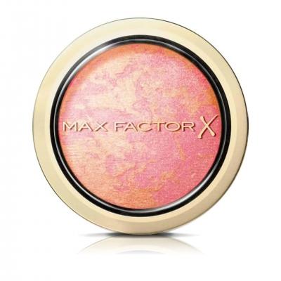 MAX FACTOR CREME PUFF BLUSH - róż do policzków 1,5 G odcień ALLURING ROSE 25 - 1
