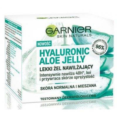 GARNIER HYALURONIC ALOE JELLY Lekki żel 50ml - 1