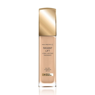 MAX FACTOR RADIANT LIFT FOUNDATION PODKŁAD 45 WARM ALMOND - 1