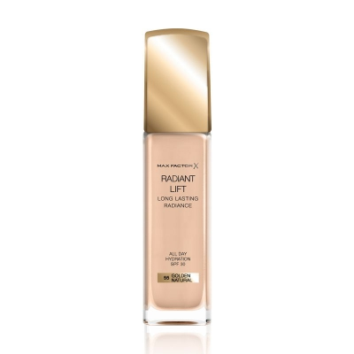 MAX FACTOR RADIANT LIFT FOUNDATION PODKŁAD 55 GOLDEN NATURAL - 1