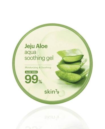 SKIN79 Aloesowy żel Aloe Soothing 99% 300g - 1