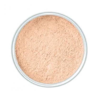 ARTDECO PURE MINERALS 02 Natural Beige - Puder mineralny 15g - 1