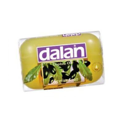 DALAN DAPHNE OIL GLYCERINE - Mydło w kostce  100g - 1
