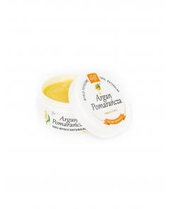 ETJA Mydło 100% naturalne Argan Pomarańcza 80g