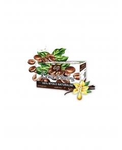 ETJA Mydło 100% naturalne Kawa Peeling 80g