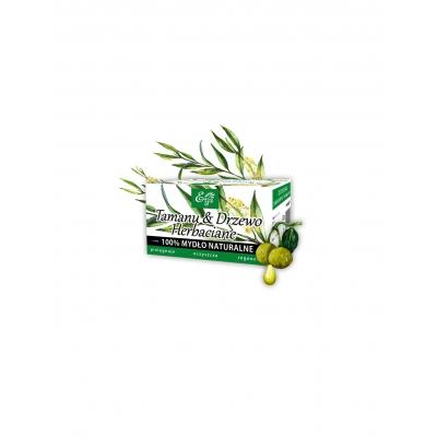 ETJA NATURALNE MYDŁO Herbaciany Tamanu - Pasta 80g - 1