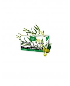 ETJA Mydło 100% naturalne Tamanu Herbaciany 80g