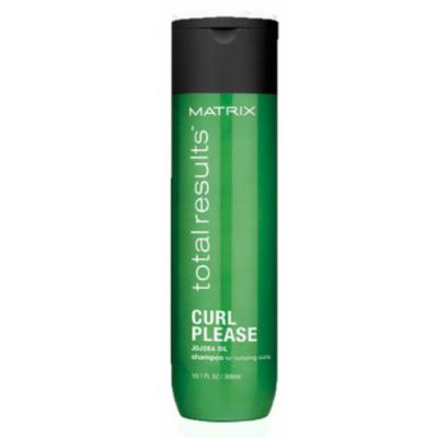 Matrix Total Results Curl Please - Szampon do włosów kręconych 300ml - 1