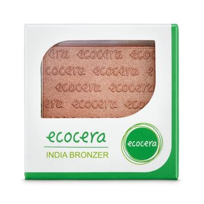 ECOCERA Bronzer prasowany India 10g - 1