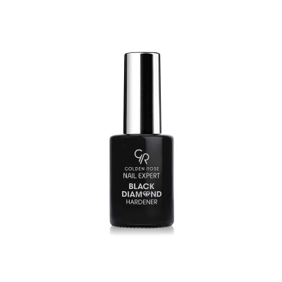 Golden Rose Black Diamond Hardener - odżywka do paznokci 11ml - 1