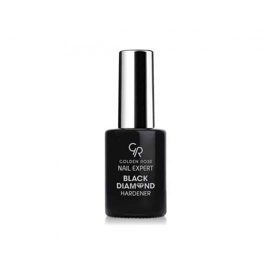 Golden Rose Black Diamond Hardener - odżywka do paznokci 11ml - 1