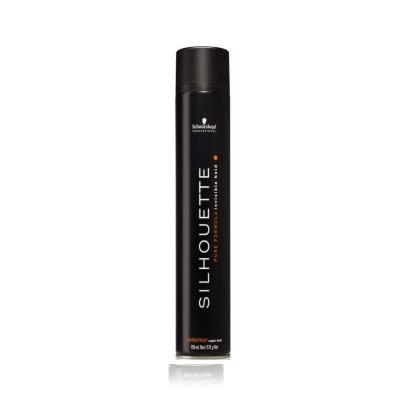 Schwarzkopf Silhouette Hairspray Superhold - Lakier do włosów silnie utrwalający 750ml - 1