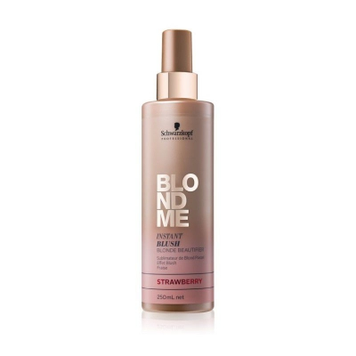 Schwarzkopf Blondme Strawberry - Toner do włosów 250ml - 1