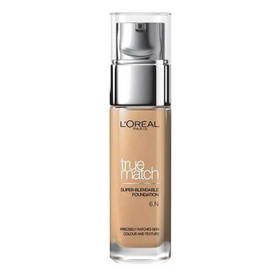 LOREAL TRUE MATCH THE FOUNDATION PODKŁAD N6 HONEY - 1