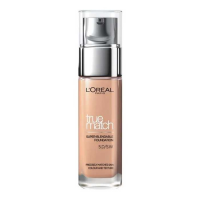 LOREAL TRUE MATCH THE FOUNDATION PODKŁAD D5 W5 GOLDEN SAND - 1