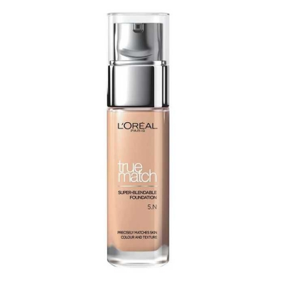 LOREAL TRUE MATCH THE FOUNDATION PODKŁAD N5 SAND - 1