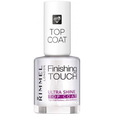 Rimmel Finishing Touch Ultra Shine Top Coat - 1