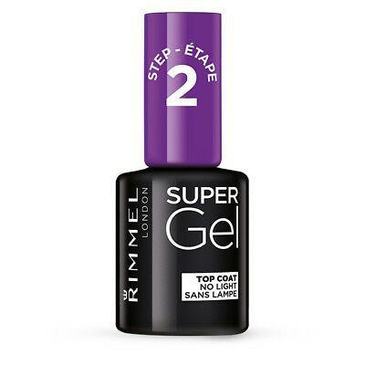 Rimmel Super Gel Top Coat - 1