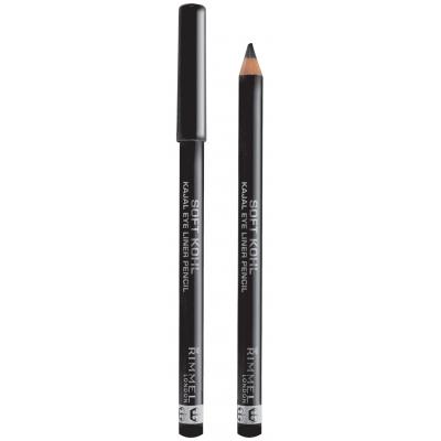 Rimmel Crayon soft khol 061 jet black - 1