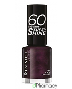 Rimmel 60 Seconds Nail Polish Super Shine 345
