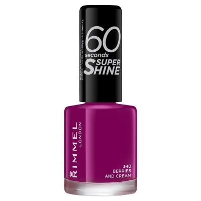 Rimmel 60 Seconds Super Shine Lakier 340 - 1