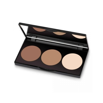 Golden Rose Contour Powder Kit - paleta do konturowania - 1