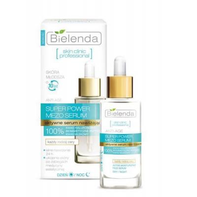 BIELENDA SKIN CLINIC serum nawilżające 30ml - 1