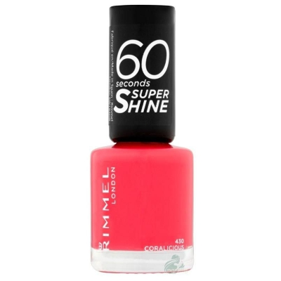 Rimmel London London 60 Seconds Super Shine 430 - 1
