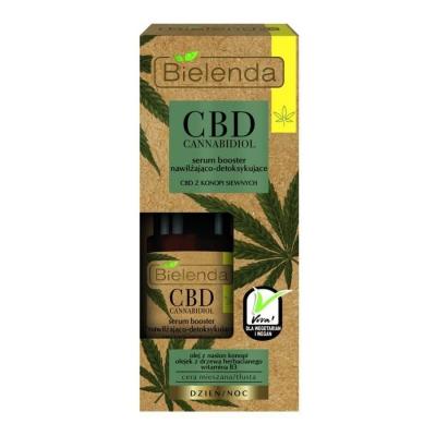 Bielenda CBD Serum nawilżająco-detoksykujące 15 ml - 1