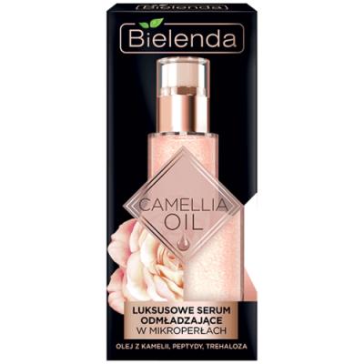 BIELENDA Camellia Oil luksusowe serum odmładzające 30g - 1
