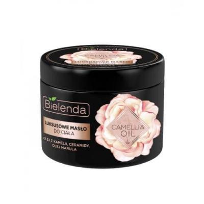Bielenda Camellia oil Luksusowe masło do ciała 200 ml - 1