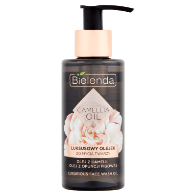 Bielenda Camellia Oil Olejek do mycia twarzy 140ml - 1