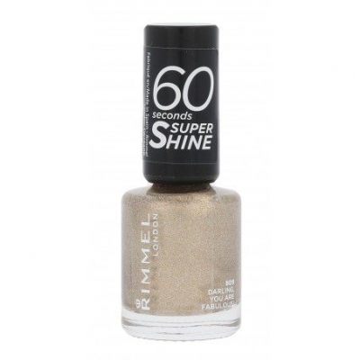 Rimmel London 60 seconds supershine NailPolish 809 - 1