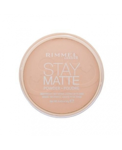 RIMMEL - Stay Matte - Pressed Powder n. 008 Cashmere