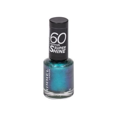 Rimmel 60 Seconds Nail Polish Super Shine 721 - 1