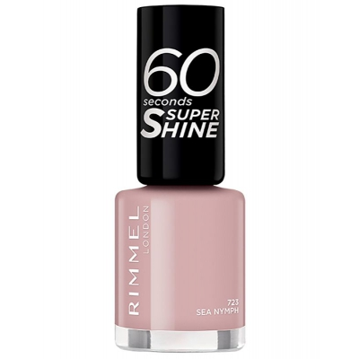 Rimmel 60 Seconds Nail Polish Super Shine 723 - 1