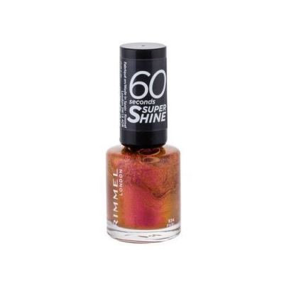 Rimmel 60 Seconds Nail Polish Supe Shine 834 - 1
