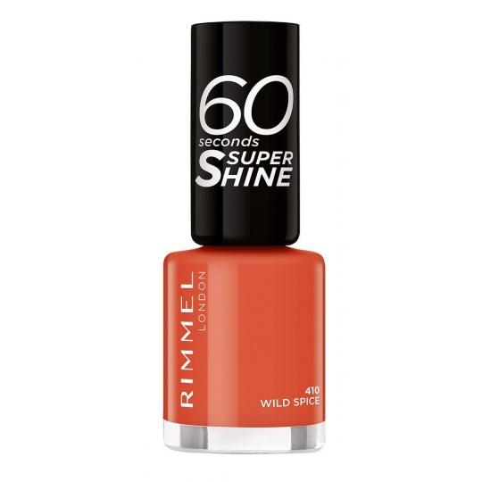 Rimmel 60 Seconds Nail Polish Supe Shine 410 - 1