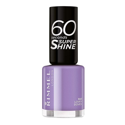 Rimmel 60 Seconds Nail Polish Supe Shine 560 - 1