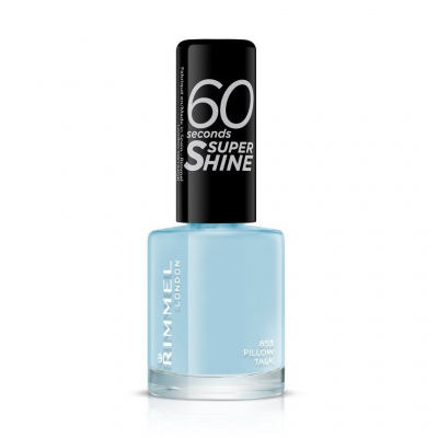 Rimmel 60 Seconds Nail Polish Supe Shine 853 - 1