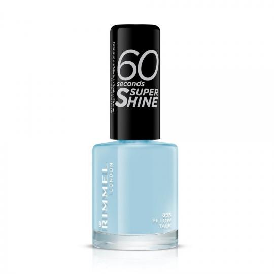 Rimmel 60 Seconds Nail Polish Supe Shine 853 - 1