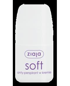 Ziaja antyperspirant soft roll on 60ml