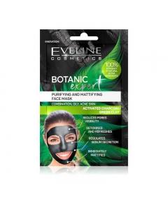 Eveline Botanic Expert oczyszczająco-matująca maseczka