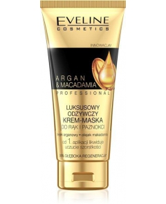 Eveline Argan & Macadamia luksusowy krem do rąk